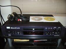HHB CDR830 BurnIT Plus Professional Stand-Alone CD-R/RW Recorder