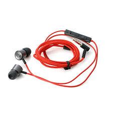 GENUINE Official QuadBeat 3 Headset In-Ear Earphones for LG G4 (Red & Black) US