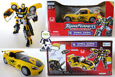 TRANSFORMERS ALTERNATORS SUPER RARE DECEPTICHARGE HONDA S2000 MIB