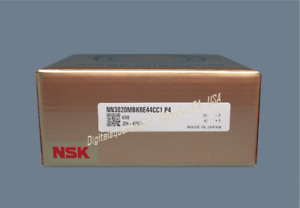 NSK NN3020MBKRE44CC1P4 Hight Rigidity Double Row Cylindrical Roller Bearings
