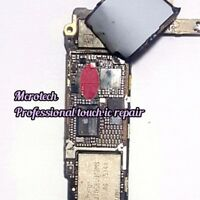 Touch IC Repair Service iPhone 6 Plus Digitizer no touch Disease Board Same Day