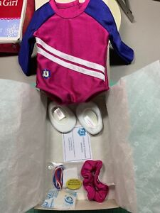 American Girl GYMNASTICS OUTFIT for DOLLS - new in box - gift