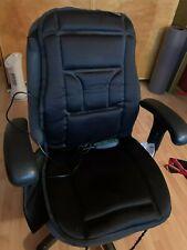 Conair BM1RL Heated Massaging Seat Cushion Body Massager