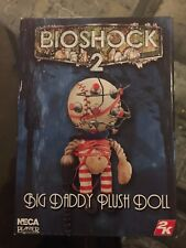 Bioshock 2 NECA Big Daddy Plush Doll 1:1 2K Player Select Brand New Unopened