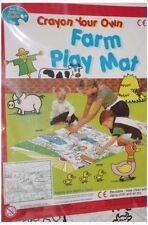 Boys' Farm Mat Baby Playmats