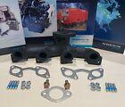 GENUINE KUBOTA EX-MANIFOLD KIT FOR V1903 V2003 V2203 V2403/ 25-39335-00 KIT