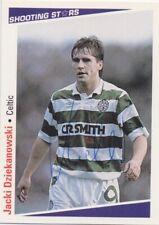 More details for jacki dziekanowski (celtic & bristol city fc) hand signed 'shooting stars' card