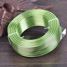 1 Big Roll 26~210 Meters 12/15/18Gauge 1.0/1.5/2.0/2.5/3.0mm Aluminum Craft Wire