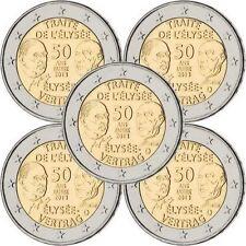 Pièces euro d'Allemagne pour 2 euro Année 2013