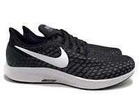 Nike Air Zoom Pegasus 35 (Men's Size 11.5) Running Shoe Black White AO3905-001
