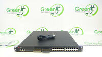 Brocade ICX6610-24-E 24-Port 1Gbe RJ45 8x1GbE SFPP 4x40 GbE QSFP 1x PS