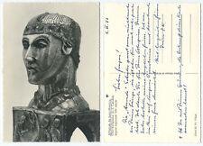 39576 - Reliquaire de S. Candide - Abbatiale de St-Maurice - Echtfoto - alte AK