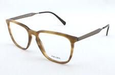 Prada PR 07UV PR07UV-VYQ1O1 Eyeglasses - Brown/Demo Lens