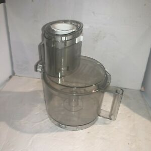 Cuisinart Work Bowl, Lid and Food Pusher Assembly for DLC 8 Food Processor