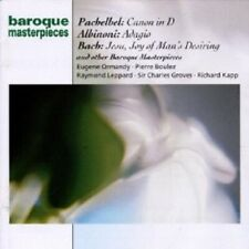 PIERRE BOULEZ - PACHELBEL: CANON,ALBINONI  CD NEW