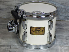 """Pearl MMX  8"""" x 7"""" Masters Custom Maple Tom Arctic white laquer  **TOPZUSTAND**"""