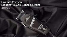 Andis BLACK LABEL ML Master Clipper #1705 LIMITED EDITION - FREE Priority Shippi