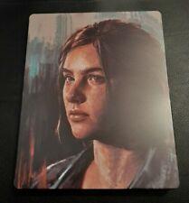 The Last of Us Part 2 II Steelbook mit Spiel aus Collectors Edition - US Version