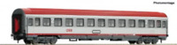 Roco 54164 HO Gauge Start OBB Bmz 2nd Class Eurofima Coach VI