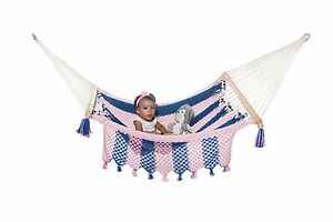 New Organic Cotton TouCan Hammock Children Baby Toddler Cot Cradle Bed Bassinet