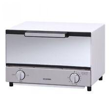 IRIS OHYAMA MOT-011 Mirror Oven Toaster Horizontal Type AC100V 1000W Silver