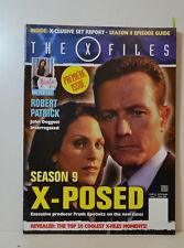 X-FILES 6 / 2002 - DAVID DUCHOVNY - GILLIAN ANDERSON (KH 109)