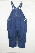 Salopette Key (Cod. S1222) jeans usato vintage