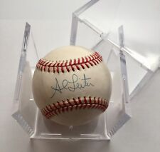 Al Leiter Autographed/Signed Rawlings Baseball AAC Hologram (655)