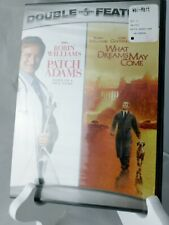 Patch Adams/What Dreams May Come Double Feature (Dvd, 2007) Robin Williams(New)