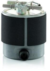 Mann-filter Fuel Filter WK920/7 fits Nissan X-TRAIL T31 2.0 dCi 4x4