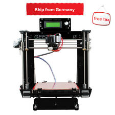 Ship from DE Geeetech Prusa I3 stampante 3D Printer Acrylic support 5 filament