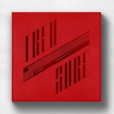 ATEEZ Treasure Ep.2:Zero To One 2nd Mini Album CD+P.Book+Sticker+Poster+15p Card
