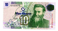 Northern Ireland … P-206 … 10 Pounds … 2005 … *UNC*