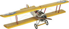 "XL Sopwith Camel F.1 Biplane Model 40"" Wooden Built Airplane Aviation Decor New"