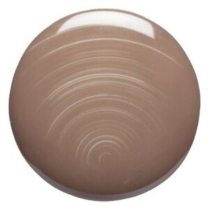 HEMLINE - DOME RADIAL LINES - SHANK BUTTON