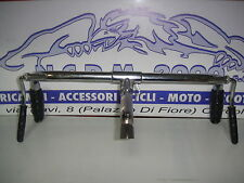 Manillar bici R de hierro con apretones de manillar 305380175