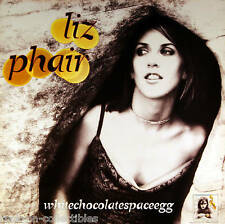 Liz Phair 1998 Whitechocolatespaceegg Original Promo Poster I