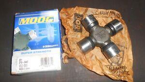 Universal Joint Rear,Center MOOG 231
