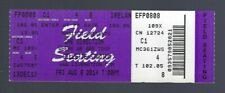 2014 ONE DIRECTION FULL UNUSED CONCERT TICKET @ GILLETTE in BOSTON - NIAL HORAN