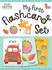 My First Flashcard Set (Petite Boutique) by Veronique Petit Book The Cheap Fast