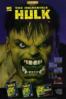 THE INCREDIBLE HULK 27x40 Movie Poster - Licensed | New | USA | Theater Size [A]