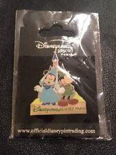 Mickey Minnie The Brave Little Tailor Castle Series DLRP Paris Disney Pin 35049