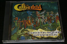Cathedral / Caravan Beyond Redemption JAPAN+1 No Booklet Nor Slipcase Good OOP