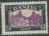 WWI DANZIG jetzt POLEN / DANZIG now POLAND CINDERELLA /VIGNETTE LOST TERRITORIES