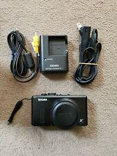 Sigma dp2x foveon sensor camera boxed