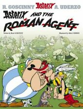 Asterix: Asterix and the Roman Agent Album 15 by Rene Goscinny 9780752866338
