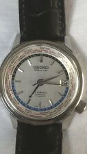 Seiko vintage watch 6217- 7000 GMT World Time automatic Olympic