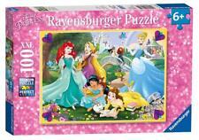 Ravensburger 10775 de alta calidad de Princesas de Disney XXL 100 piezas Rompecabezas