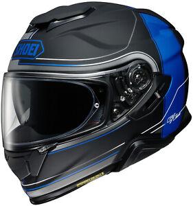 Shoei Helmet GT Air 2 Crossbar matte Tc-10 Blue