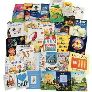 10 x Children's Kids Picture Story Books Bundle Assorted - FREE POST